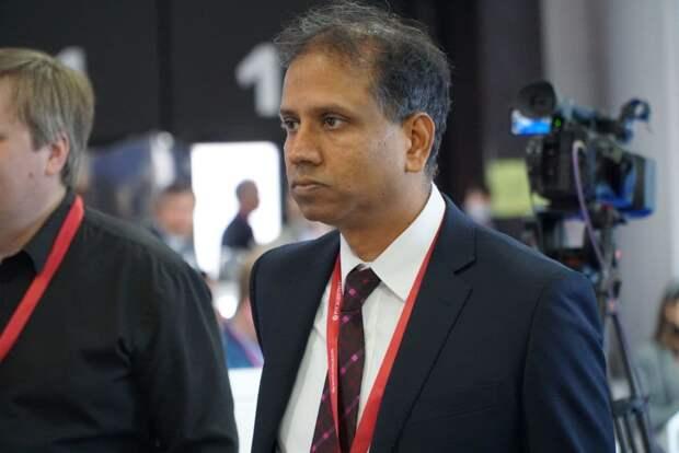 Индийский бизнесмен о санкциях: «Это глупость американцев, мы хотим вкладывать деньги в Крым»