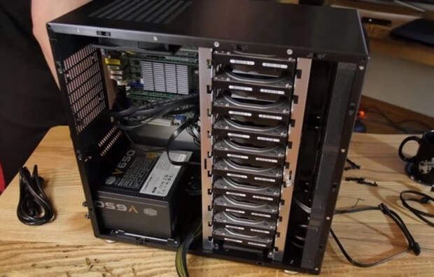 Вслед за видеокартами ожидается дефицит HDD и SSD