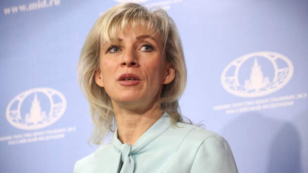Мария Захарова пригрозила странам Прибалтики ответом на высылку дипломатов