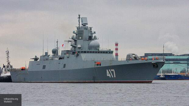"""Мировой океан будет покорен: фрегат """"Адмирал Головко"""" формирует будущее флота России"""