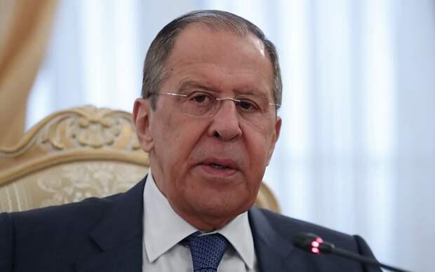 Лавров: против России и Белоруссии ведется гибридная война