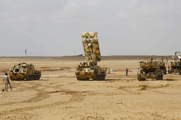 Российские зенитные комплексы десятками сбивают израильские ракеты в небе над Сирией