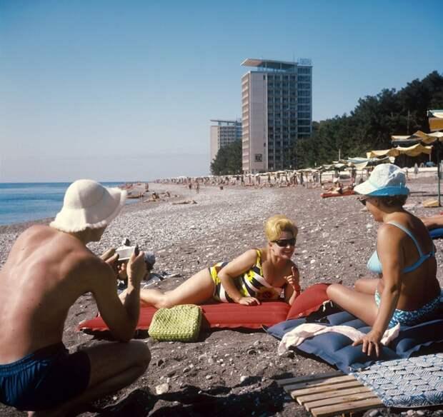 Отдых в квадрате: советский Instagram Instagram, отдых