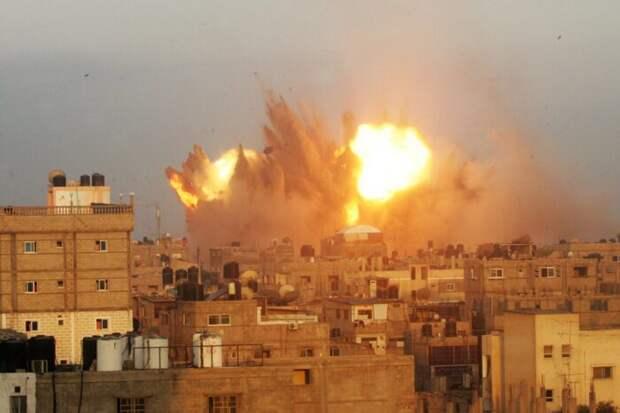 Израильские высокоточные ракеты оказались абсолютно неэффективными