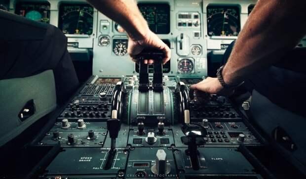 fromcockpit01 25 фотографий, сделанных пилотами из кабин самолетов