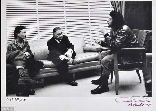 Редкие снимки Фиделя Кастро и Эрнесто Че Гевары. Фотограф Альберто Корда 16