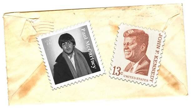 Признания Кеннеди, кража Маккартни: откровенные письма знаменитостей