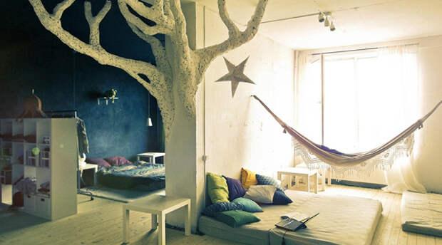 22 идеи интерьера детских комнат