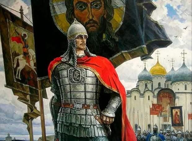 Крестовые походы на Русь.