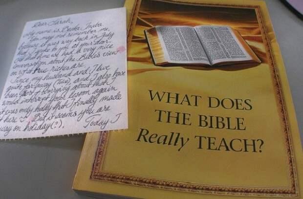 Что стоит за приостановкой деятельности «Свидетелей Иеговы» в России