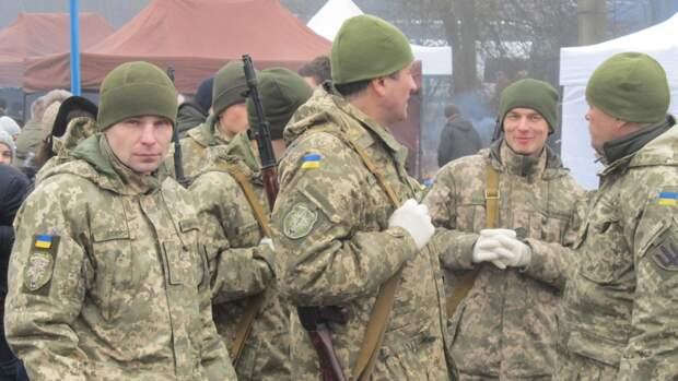 На Украине заявили о постепенной деэскалации конфликта в Донбассе