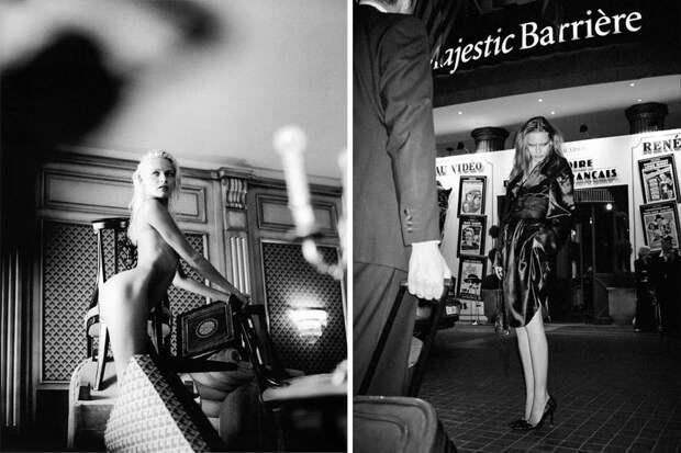 Автопортреты РиРасмуссен— сексуальной, интеллектуальной, свободной