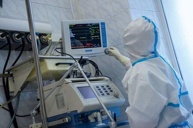 На Кубани скончались три ковид-пациента