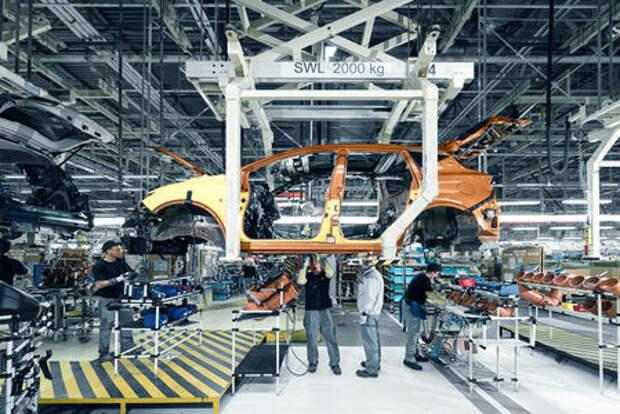 Есть работа для питерских - Nissan вводит вторую смену