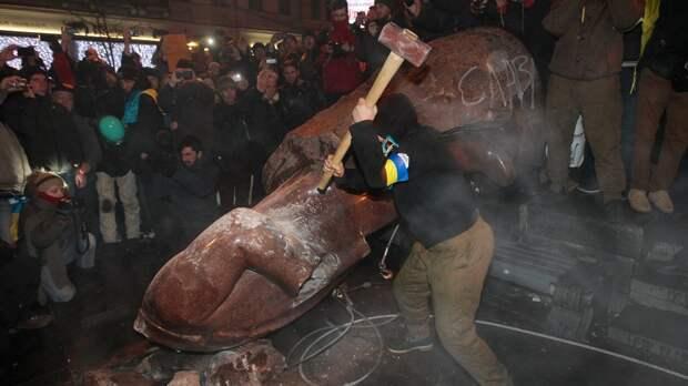 Украина: варварством занимались и продолжают заниматься «стремящиеся в Европу»