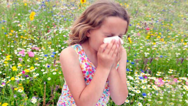 Аллергия у детей и как им помочь при аллергической реакции