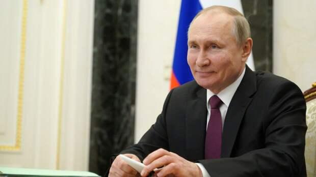 Путин заявил о готовности к регистрации вакцины «Спутник Лайт»