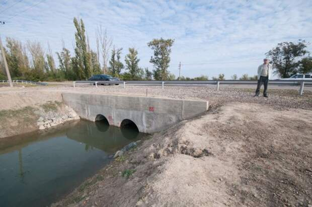 В Крыму назвали условия Украины по подаче воды возмутительными