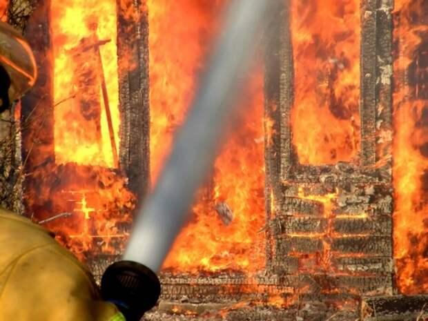 В сгоревшем сварочном цехе в Мытищах нашли тело пятого погибшего