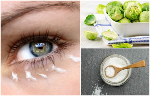 10 секретов правильного ухода за кожей вокруг глаз, чтобы выглядеть моложе