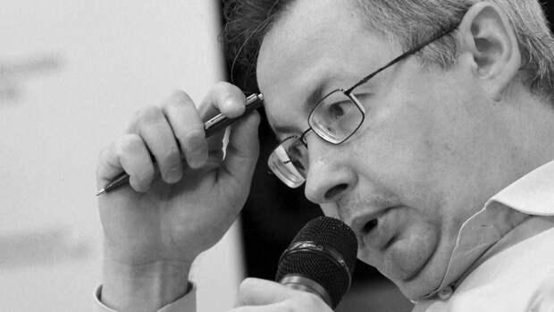 Скончался военный эксперт Константин Макиенко