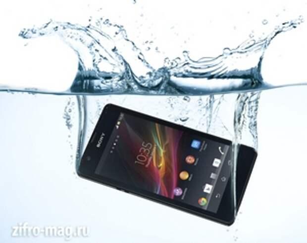 Sony Xperia Z r.zifro mag 300 Смартфон Sony Xperia ZR – чисто японское качество