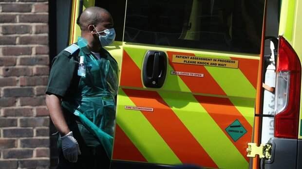 За сутки в Британии зафиксировали 2193 случая коронавируса