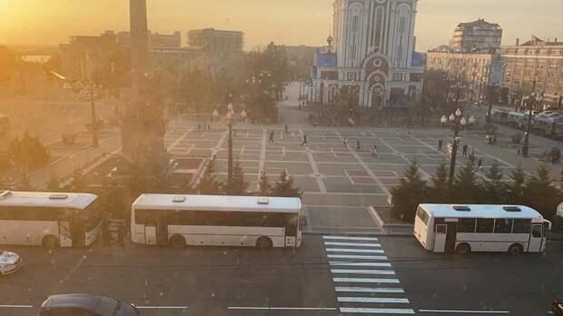 Митинги за Навального как политический экстремизм