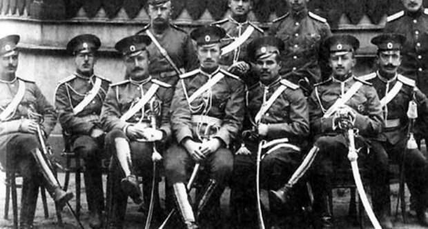 Странные правила жизни офицеров до революции