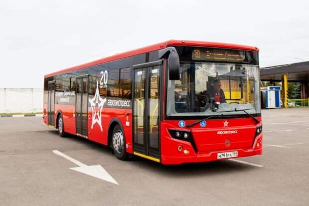 Автобусы от станции «Ховрино» до «Шереметьево» будут курсировать чаще 1 августа