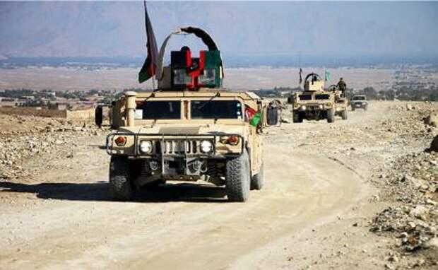 Вокруг Афганистана начинается новая Великая игра