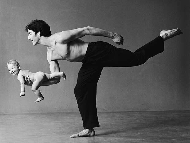 likefatherlikeson19 Сыновья на этих фотографиях — вылитые отцы. И наоборот
