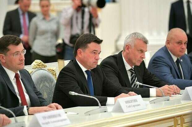 Губернаторы— герои соцсетей: что россияне пишут оглавах российских регионов