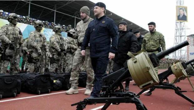 """Зачем Путин - """"ВЗРАСТИЛ"""" Рамзана Кадырова"""