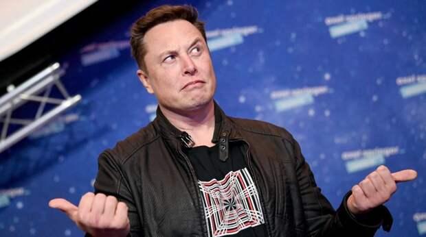 Илон Маск признался в психическом расстройстве