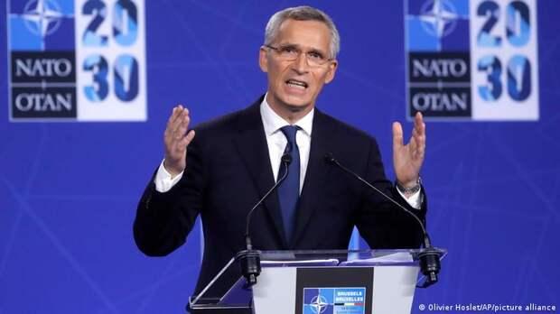 В НАТО объяснили, когда вернутся к обычному ведению дел с РФ