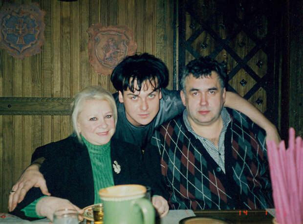 Тамара Миансарова, Юлиан, Стас Садальский