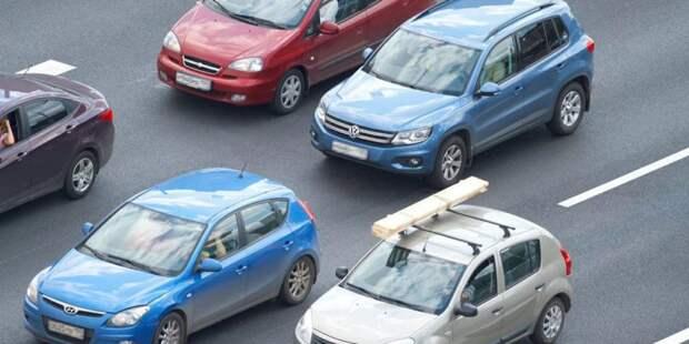 Собянин открыл новую автодорогу в районе Метрогородка. Фото: mos.ru