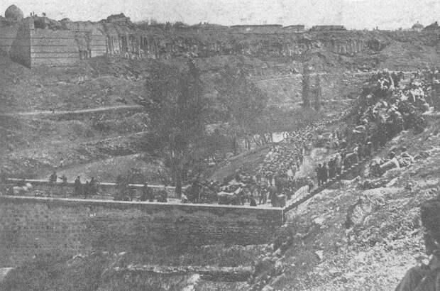 Армянский разгром. Как турецкая армия захватила Карс и Александрополь
