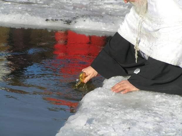 О Крещении, купании и змеях