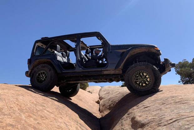 Серийный Jeep Wrangler Xtreme Recon: круче, чем Rubicon!