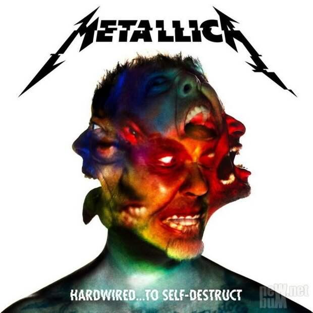 Metallica - Hardwired свежак от МЕТЛЫ