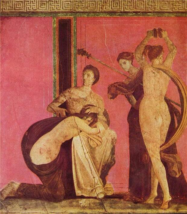 История стриптиза