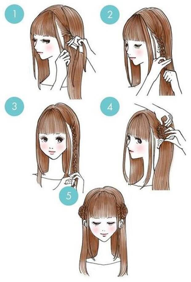 Как сделать ушки (подборка Diy)