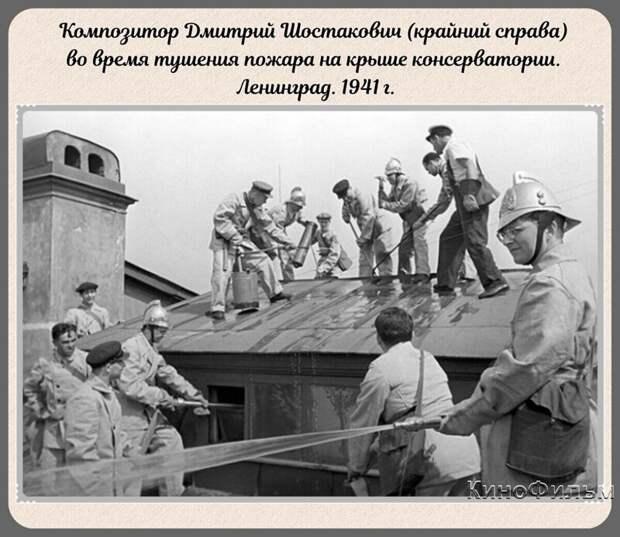 Фотографии прошлого, на которых история кажется ещё интересней