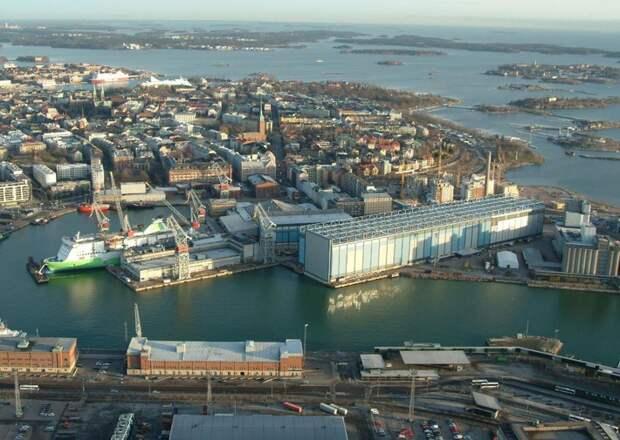 «Объединенная судостроительная корпорация» докупила у корейской STX оставшиеся 50% финской судоверфи
