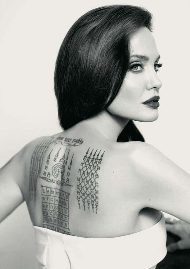 Вечная: Анджелина Джоли празднует 46-летие