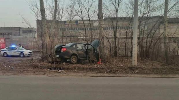 Пьяный 15-летний подростокустроил ДТП с пострадавшими в Красноярске