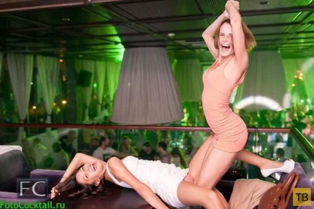 Наследие 90-ых: Подборка фотографий из российских ночных клубов