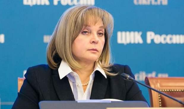 Памфилова: ЦИК будет бороться с двойниками на выборах